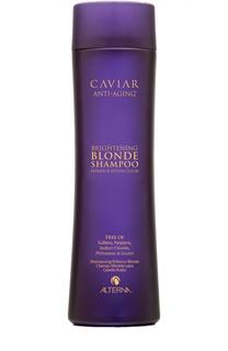 Шампунь с морским шелком для светлых волос Alterna