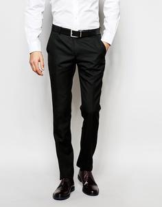Однотонные брюки Ben Sherman - Черный