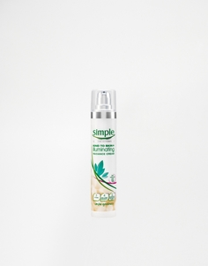 Крем Simple Kind To Skin Illuminating Radiance 50ml - Kind to skin