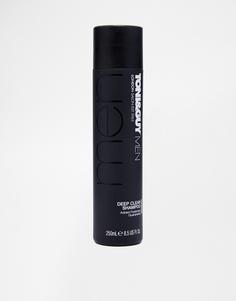 Шампунь для глубокого очищения Toni & Guy Men - 250 мл - Черный
