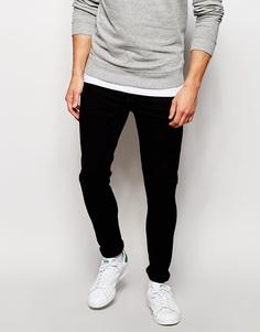 Черные джинсы скинни ASOS - Черный