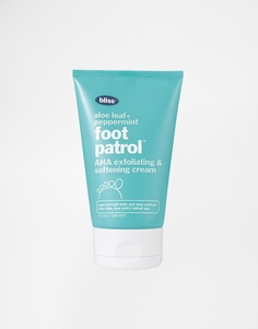 Крем для ног Bliss Foot Patrol - 2,5 унций - Foot patrol