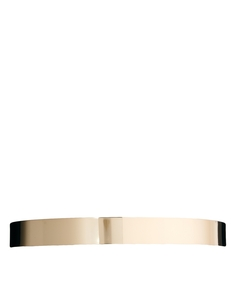 Узкий металлический пояс ASOS - Золотой