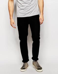 Узкие черные джинсы ASOS - Черный