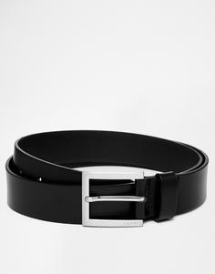 Кожаный ремень Esprit Olaf - Черный