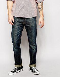Прямые пепельно-черные джинсы Levi's Jeans 501 - Черный Levi's®