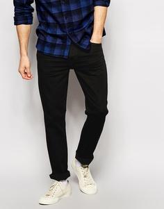 Черные узкие джинсы с эффектом 3D Levi's Line 8 511 - Черный 3d