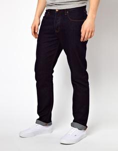 Прямые джинсы цвета индиго ASOS - Indigo - индиго