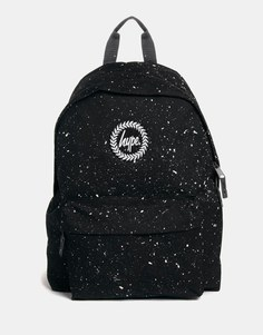 Рюкзак в крапинку Hype - Черный