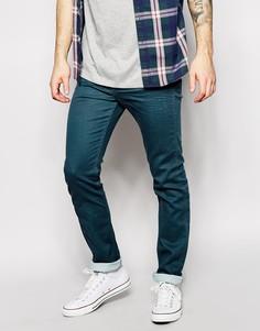 Джинсы скинни Levi's Line 8 Jeans 510 New Woad - New woad refined 3d