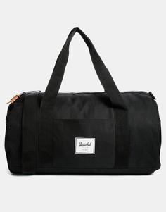 Сумка-бочонок Herschel Supply Co Sutton - Черный
