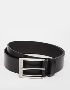 Кожаный ремень Esprit Steve - Черный