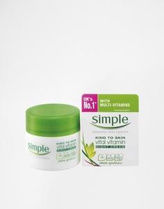 Ночной крем с витаминами Simple Kind To Skin Vital Vitamin - 50 мл - Kind to skin