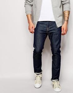 Эластичные зауженные джинсы из необработанного денима Levi's 510 - Broken raw Levi's®