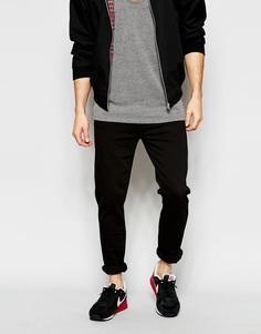 Черные джинсы скинни Waven Verner - Черный