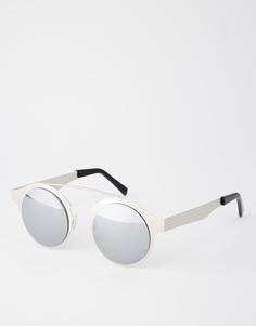 Солнцезащитные очки Spitfire Intergalactic - Серебряный