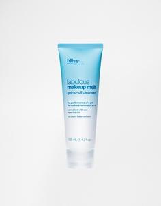 Очищающий гель Bliss Fabulous Make-up Melt Gel-to-Oil - Gel to oil