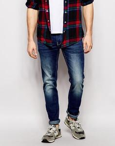 Эластичные джинсы скинни Blend Cirrus - Синий
