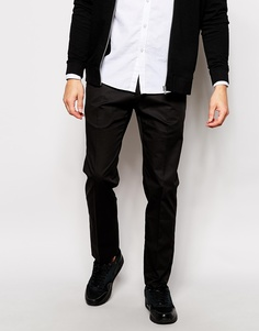 Укороченные брюки AKA - Черный