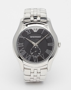 Часы Emporio Armani Valente AR1706 - Серебряный
