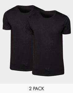 2 футболки классического кроя с круглым вырезом Levi's - Черный Levi's®