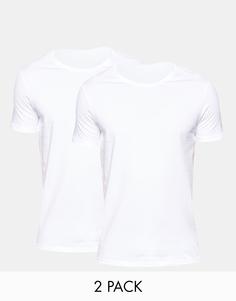 2 футболки классического кроя с круглым вырезом Levi's - Белый Levi's®