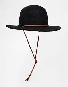 Шляпа Brixton - Черный