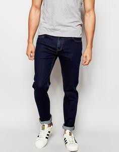 Узкие эластичные джинсы ASOS - Indigo - индиго