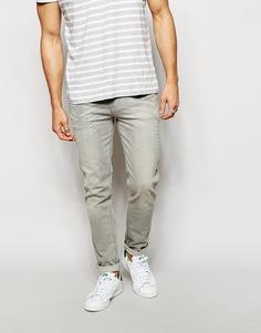 Светло-серые джинсы скинни ASOS - Светло-серый