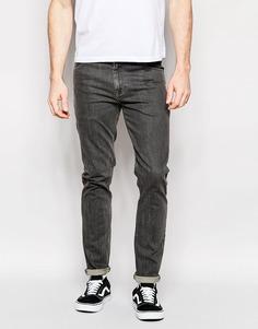Серые джинсы скинни ASOS - Умеренный серый