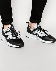 Кроссовки в стиле милитари Nike Air Huarache 806807-001 - Серый