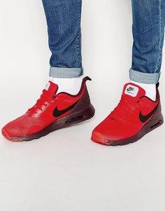 Кроссовки Nike Air Max Tavas 705149-601 - Красный