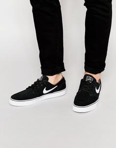 Кроссовки Nike SB Janoski 333824-026 - Черный