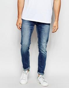 Светлые джинсы скинни Jack & Jones - Светло-голубой