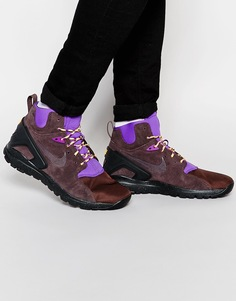 Cредние кроссовки Nike Mobb 749484-228 - Оранжевый