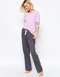 Подарочный пижамный комплект Calvin Klein Star - Blush