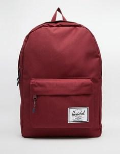 Классический рюкзак Herschel Supply Co - Красный