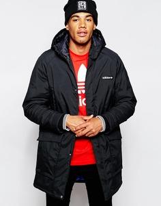 Дутая парка adidas Originals AB7859 - Черный