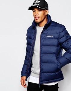 Дутая куртка adidas Originals AB7875 - Темно-синий
