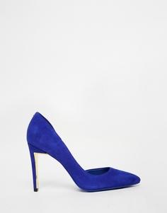 Туфли-лодочки на каблуке Ted Baker Meshi - Синий