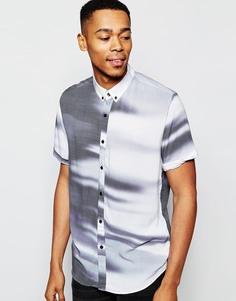 Рубашка с короткими рукавами nANA jUDY - Черный