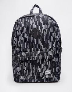 Рюкзак с принтом Herschel Supply Co