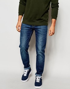 Синие выбеленные суженные книзу джинсы Lee Jeans Arvin Legacy - Традиционный синий