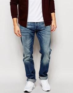 Свободные джинсы Replay Jeans New Bill - Умеренный выбеленный
