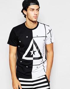 Монохромная футболка Asphalt Yacht Club