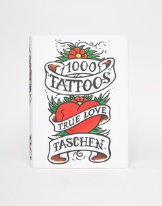 Книга «1000 татуировок» - Мульти Books