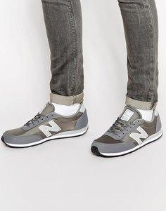 Кроссовки New Balance 410 - Серый