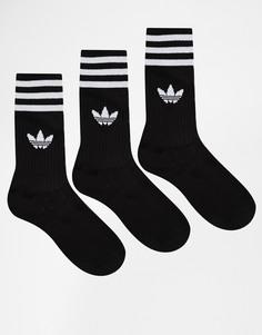 Носки adidas Originals - Черно-белый