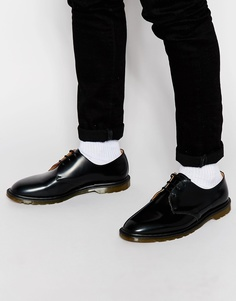 Туфли Dr Martens Made in England Steed - Черный