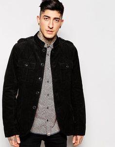 Куртка Pretty Green Lennon - Черный